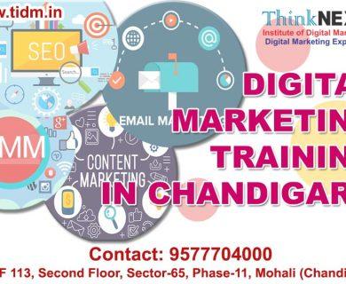 Digital marketing training in Chandigarh