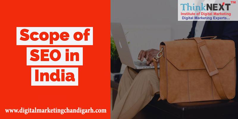 scope of seo in india