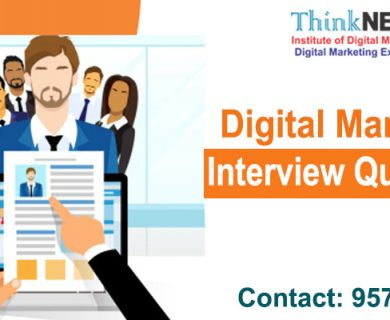 Digital marketing interview questions - TIDM