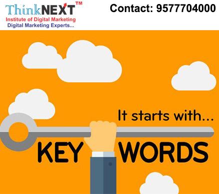 What is keyword in SEO